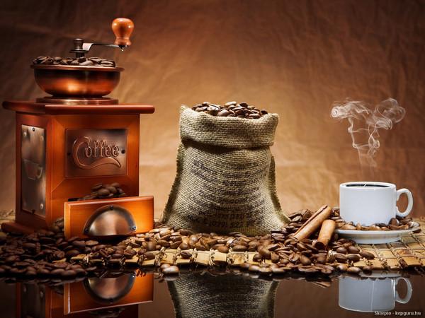 Gifs cafe the etc - Sac de cafe en grain ...