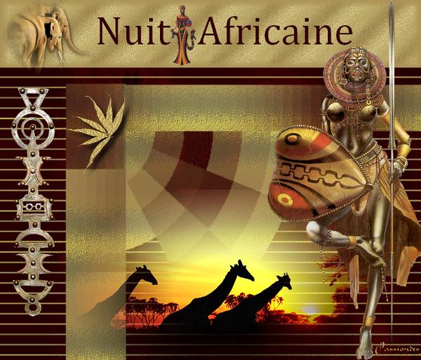 Bonne Nuit Africaine : Nuit africaine center