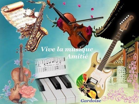 """Résultat de recherche d'images pour """"amitié musique"""""""